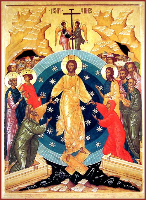 icon-Holy Saturday icon