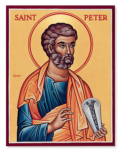 icon-Peter